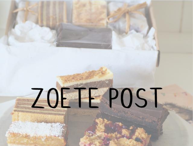 Zoete post